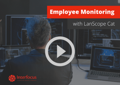 How to Use LanScope Cat for Employee Monitoring