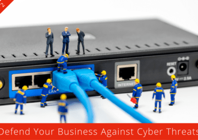 Small Business Cybersecurity: Secure Your Network