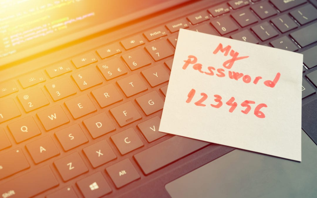 How Did You Celebrate National Password Day?
